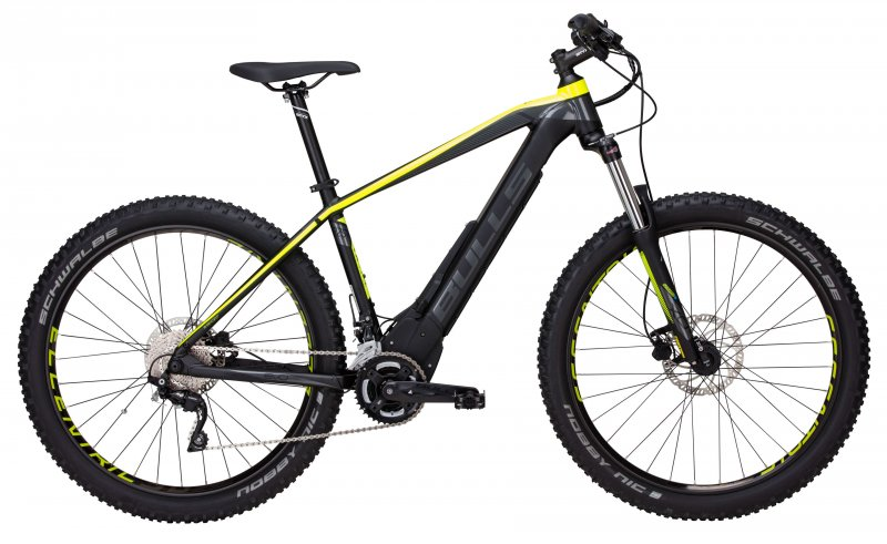 E-Bike Hardtail, Bulls E-Stream EVO 2 27,5+