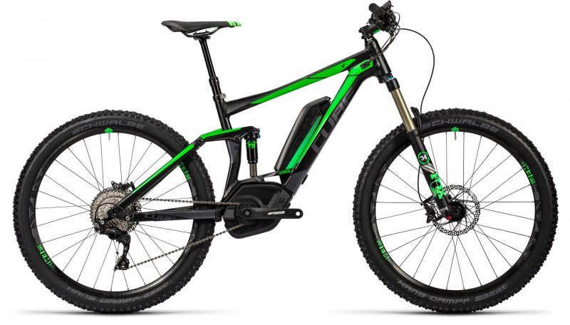 Cube Mountainbikes Online Shop