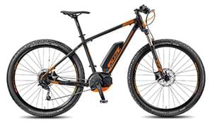 KTM E-MTB Hardtail, KTM Macina Force