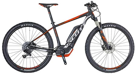 Scott E-MTB Hardtail, Scott E-Scale 930
