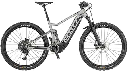 Scott E-MTB-Fully, Scott Spark eRide 910