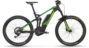 Stevens E-All Mountain, Stevens E-Maverick+