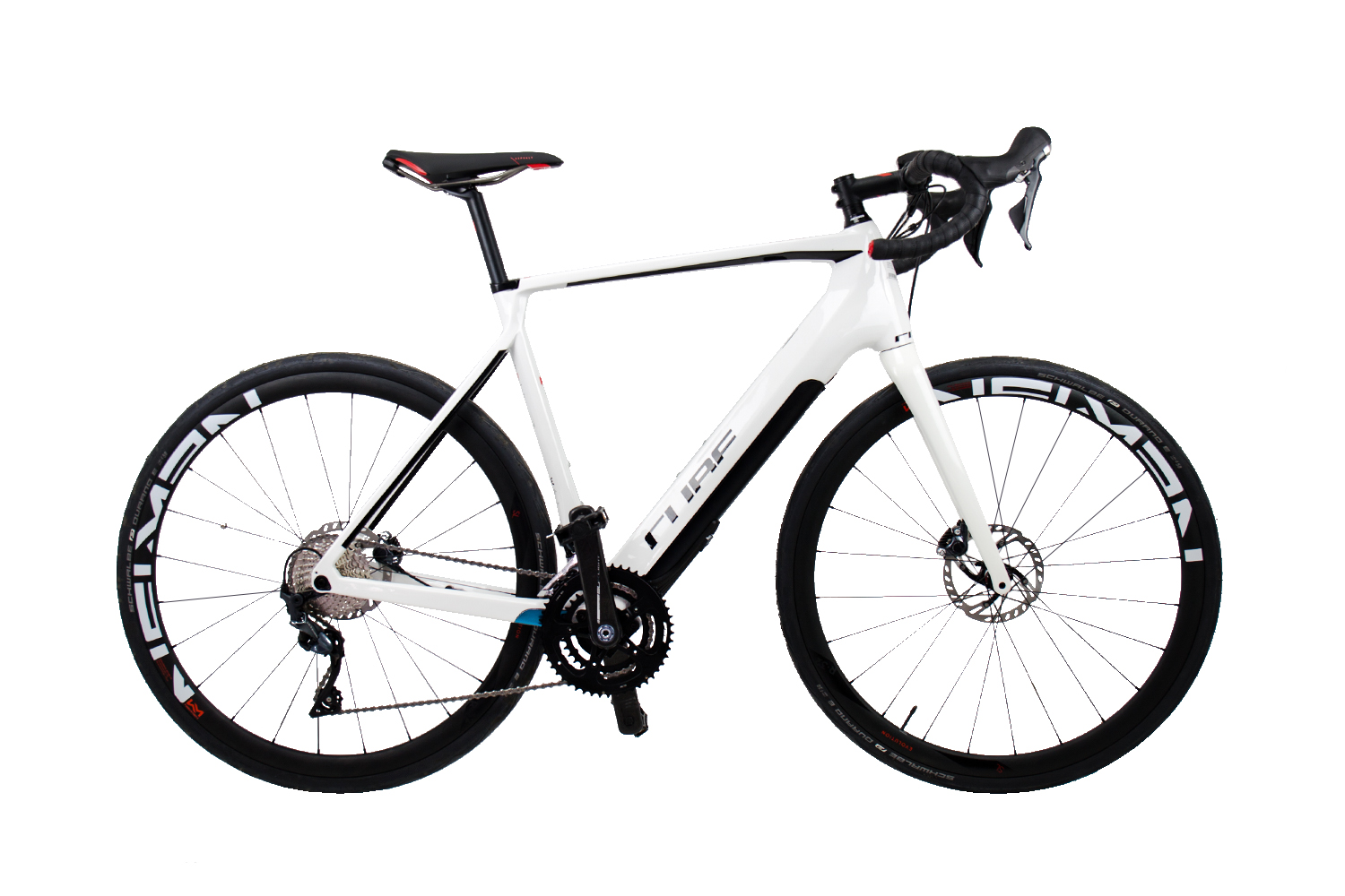 Cube Agree Hybrid C:62 SL Disc white´n´black