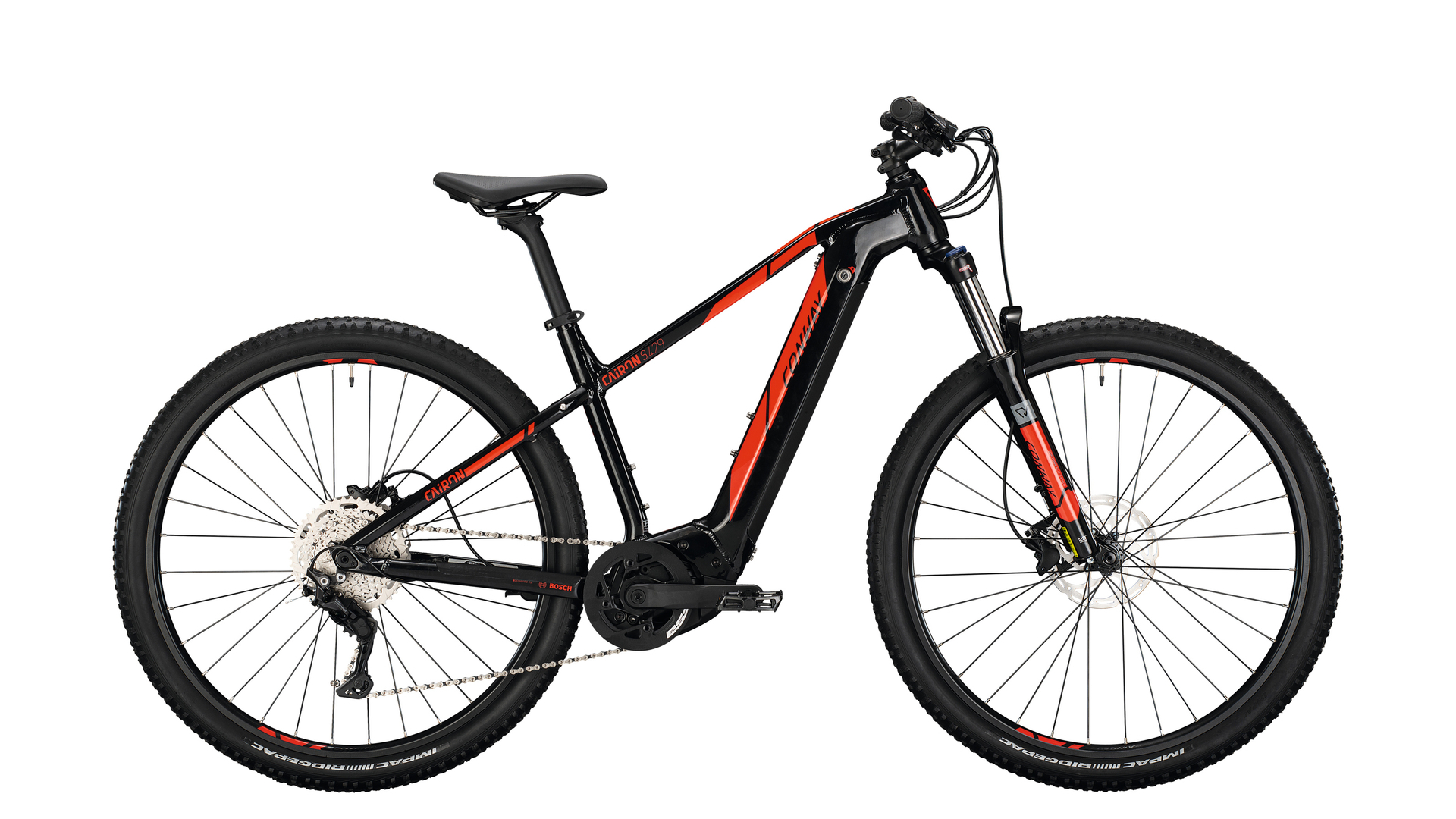 Conway Cairon S 429 black / red 2021 - 625 Wh 29