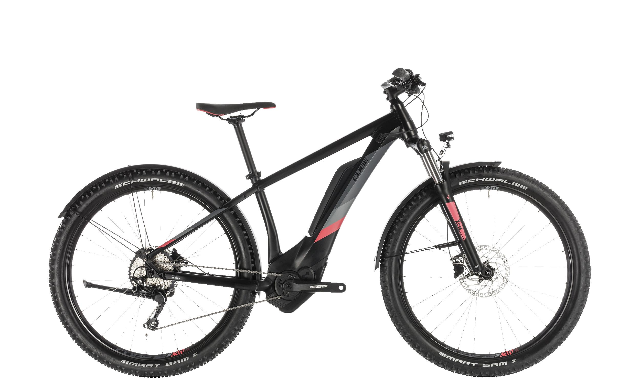 Cube Access Hybrid Pro 500 Allroad - 29 - black´n´coral 17 Zoll