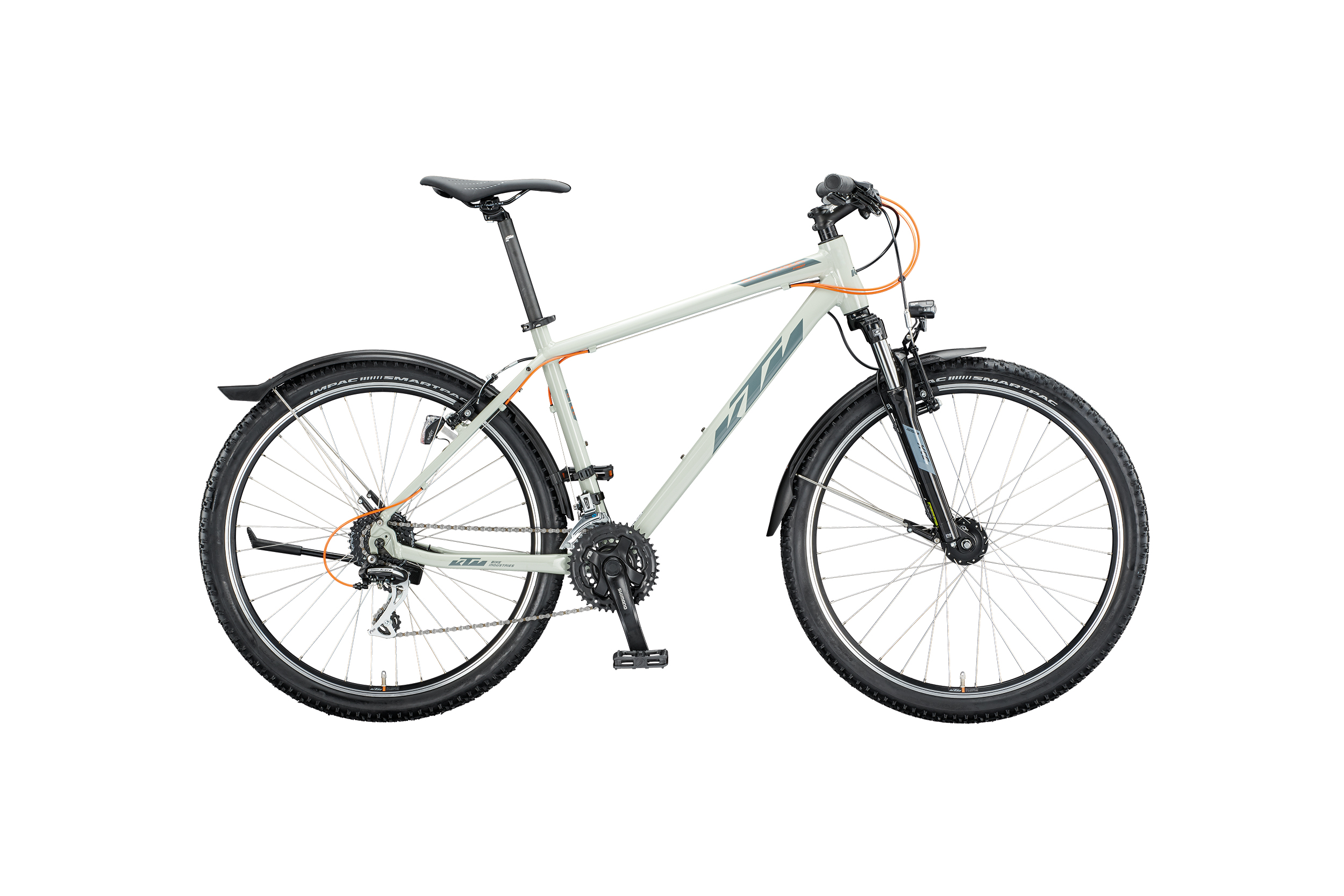 KTM CHICAGO STREET 27 croc (grey orange) 2020