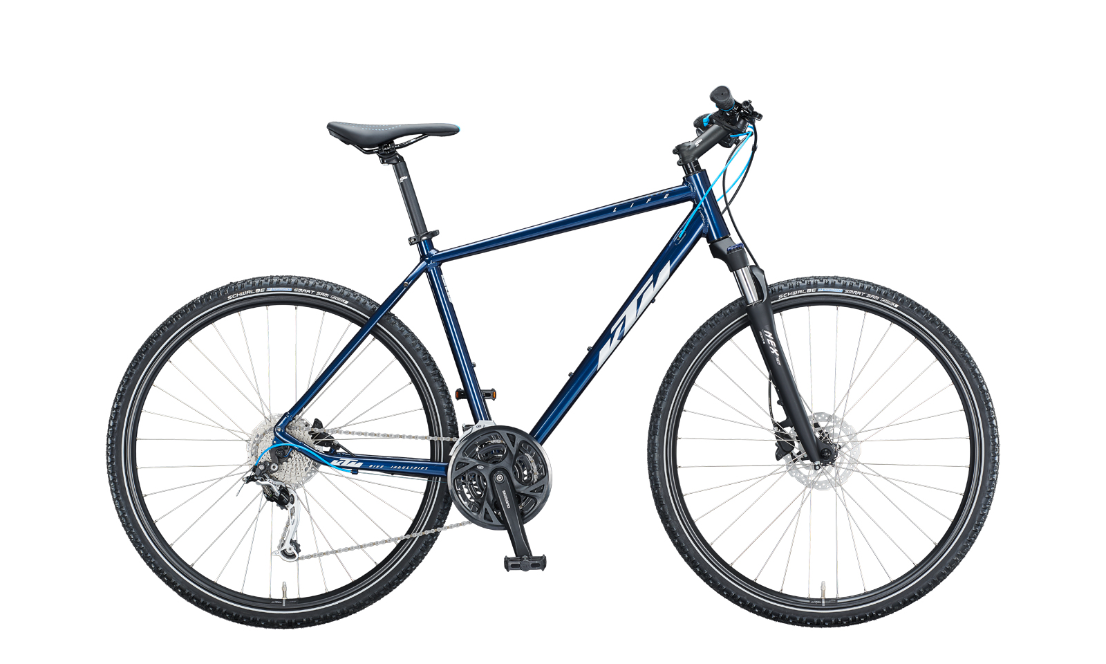 KTM LIFE ROAD Eve Blue ( Silver )  2021 - 28