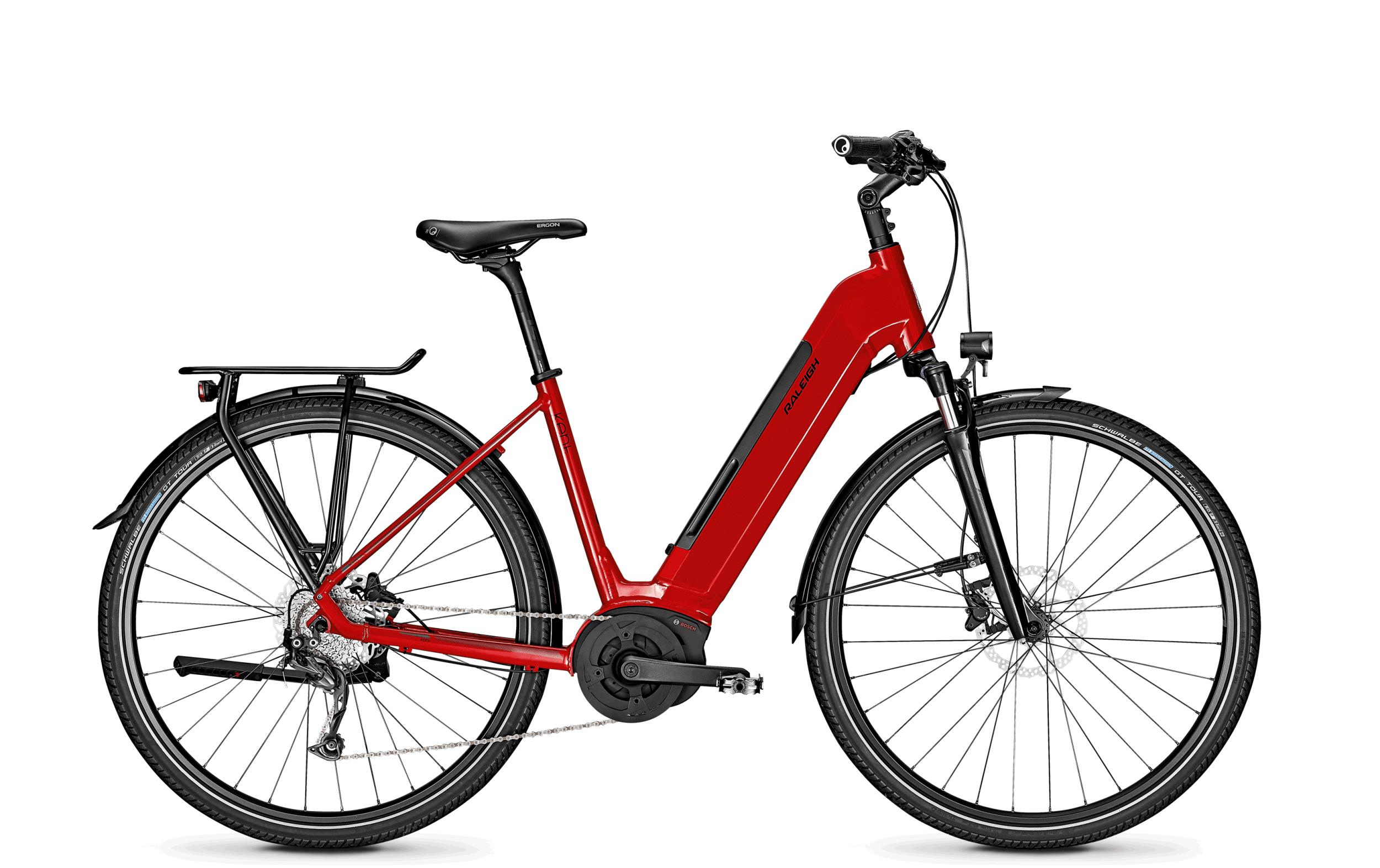 Raleigh KENT 9 firered glossy 2020 - Wave -  L