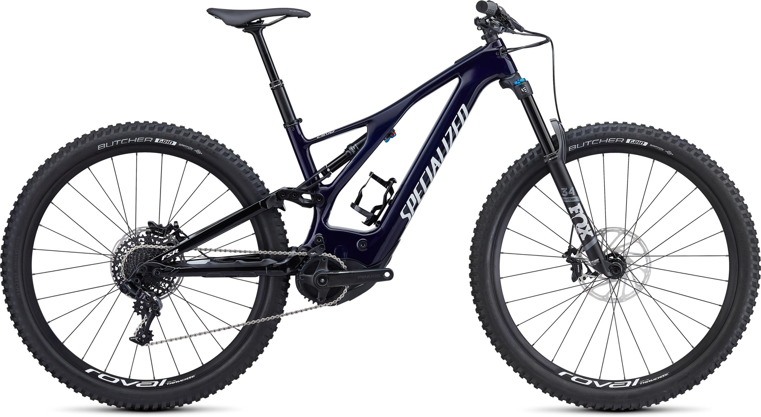 Specialized Men's Turbo Levo Comp Carbon FSR Blue Tint/White 2019 - 29 -  M