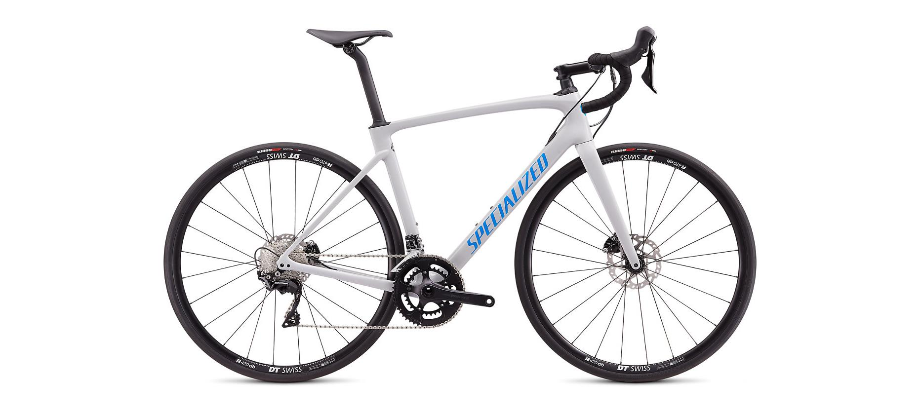 Specialized Roubaix Sport Dove Grey/Pro Blue 2020 - 28 -  54 cm