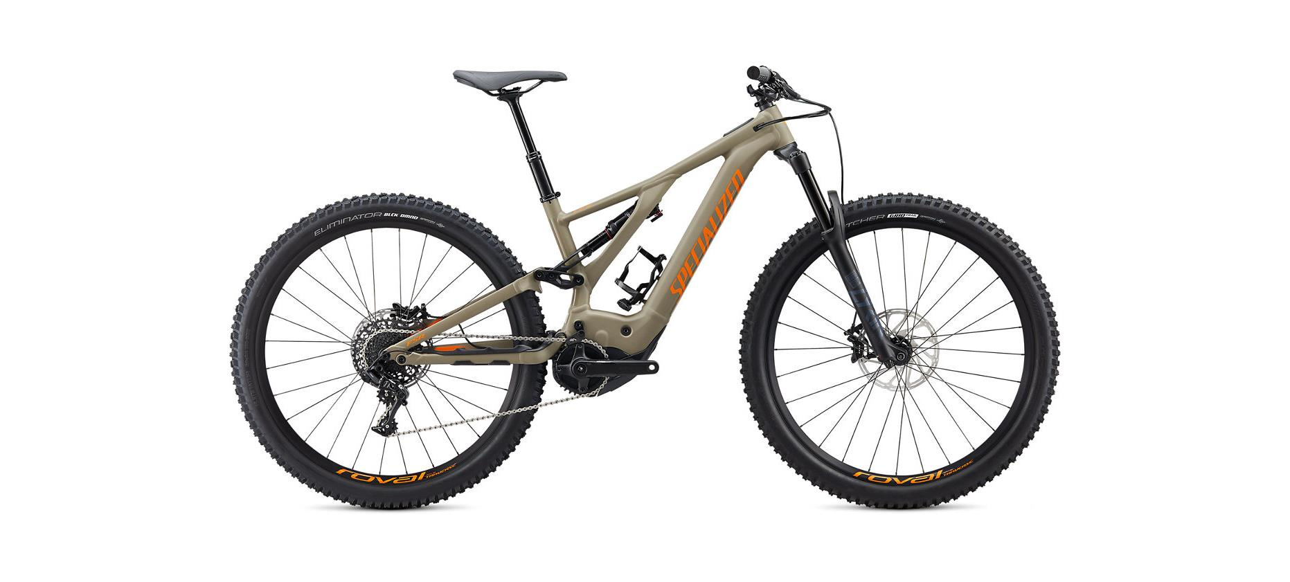 Specialized Turbo Levo Comp Taupe/Voodoo Orange 2020 - 29 700 Wh -  M