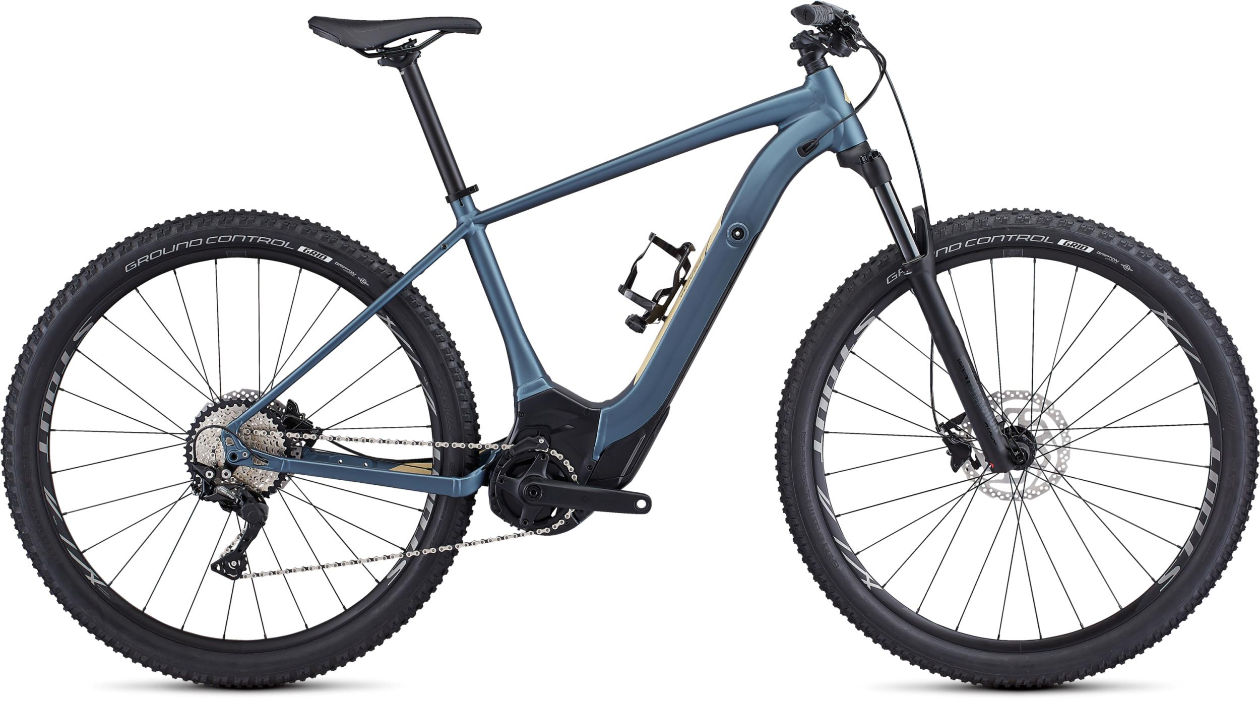 Specialized Turbo Levo Hardtail Comp Cast Battleshíp/Mojave 2020 - 29 500 Wh -  M