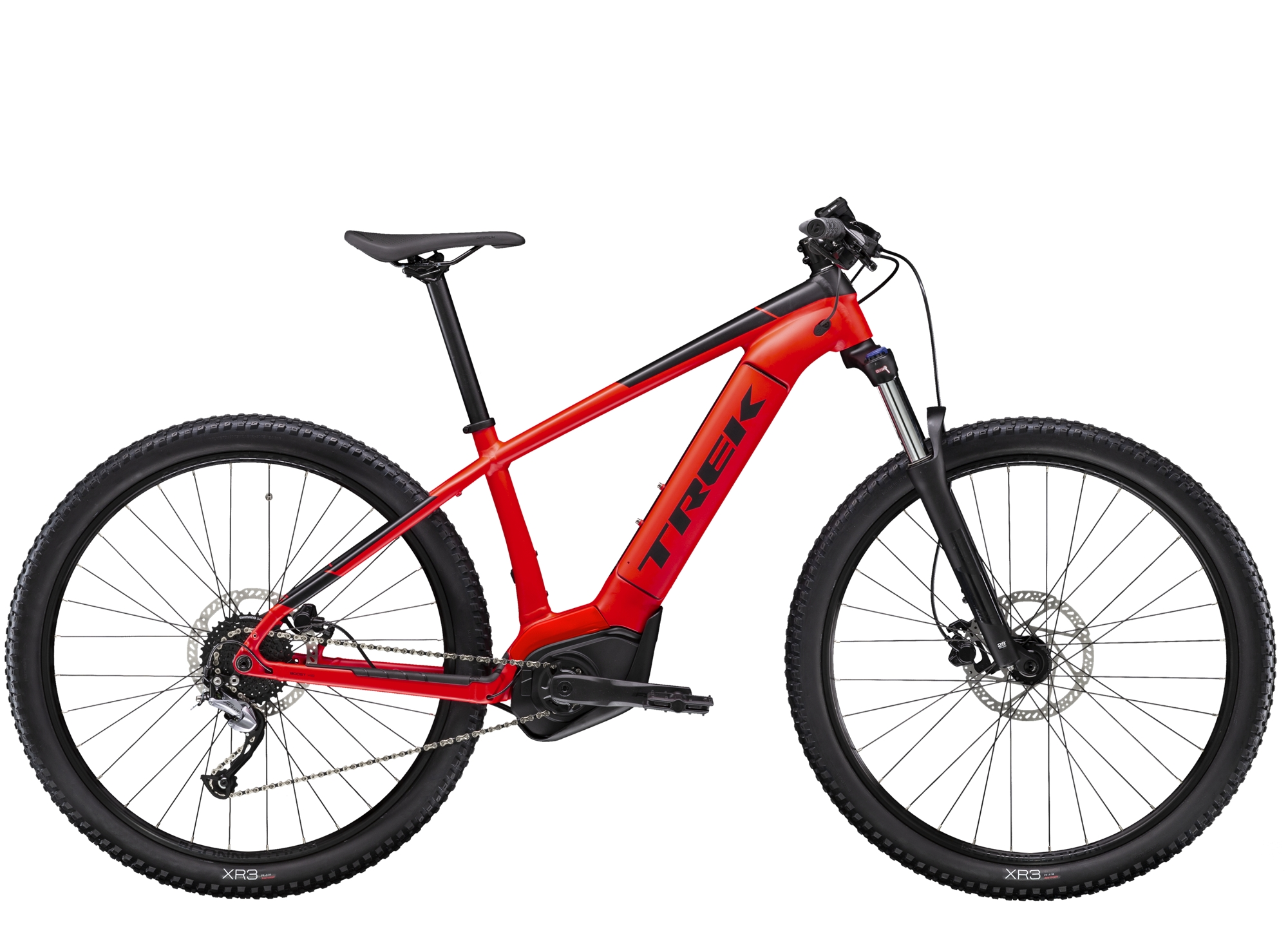 Trek POWERFLY 4 EU Matte Radioactive Red/Trek Black 2020 - 29 -  L
