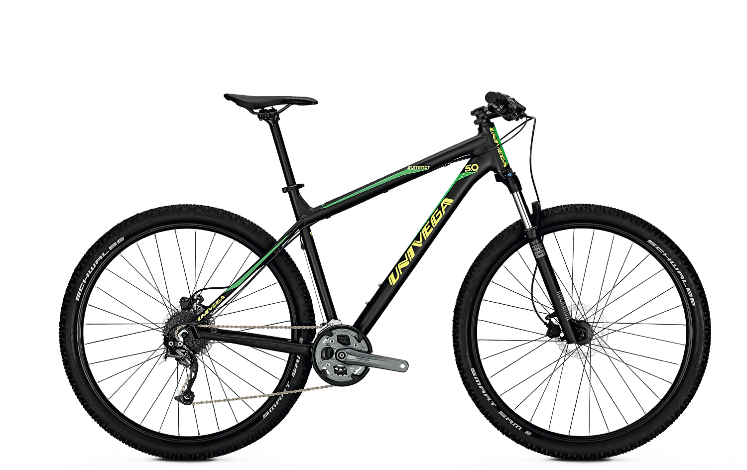 Univega SUMMIT 5.0 - 29 - classicgreen matt 46 cm