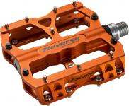 REVERSE MTB Pedale Escape orange