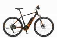 KTM Macina Cross CX5+ 11 Gang schwarz matt orange Herren 2017