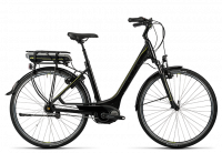Cube Travel Hybrid RT 400 black´n´lime