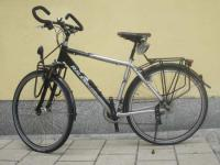 Raleigh Richmond TRV - REISERAD, RH 50cm, Herren