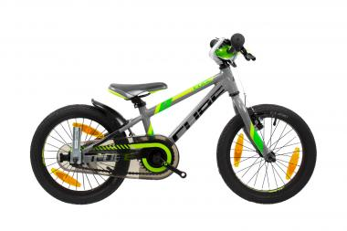 Cube Kid 160 grey´n´green´n´kiwi 2019 - MTB 16 -
