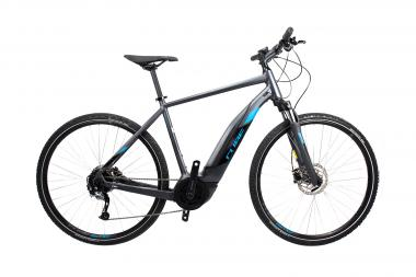 Cube Cross Hybrid ONE 500 - Men 28 - iridium´n´blue 50
