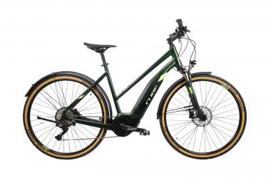 Cube Cross Hybrid EXC 500 Allroad - Trapeze Lady 28 - green´n´green 50