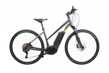 Cube Cross Hybrid Pro 500 iridium´n´green