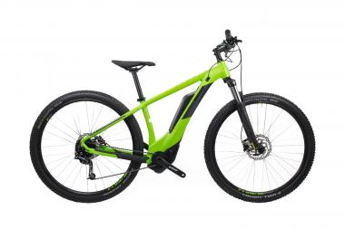 Cube Reaction Hybrid ONE 500 green´n´iridium 2019 - MTB 29 -