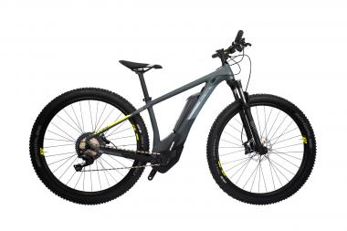 Cube Reaction Hybrid Race 500 grey´n´lime 2019 - MTB 29 -
