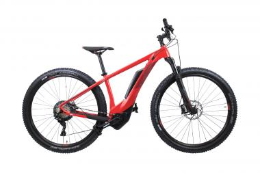Cube Reaction Hybrid Race 500 - MTB 27,5 - red´n´red 18