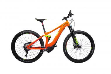 Cube Stereo Hybrid 120 Race 500 - MTB 29 - orange´n´green 19