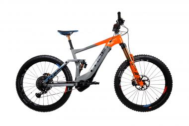Cube Stereo Hybrid 160 Action Team 500 KIOX 27.5 actionteam 2019