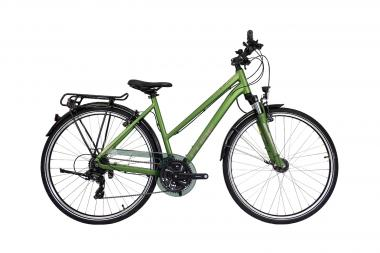 Cube Touring - Trapeze 28 - green´n´silver 50