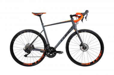 Cube Attain SL Disc grey´n´orange