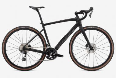Specialized Diverge Comp Carbon Satin Carbon / Smoke / Chrome  2021 - 28