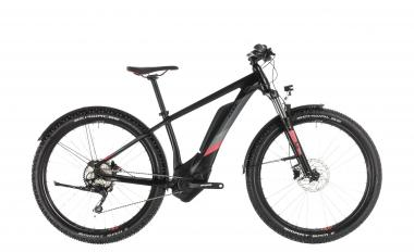 Cube Access Hybrid Pro 500 Allroad black´n´coral 2019 - 29 -