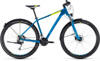 Cube Aim SL Allroad blue´n´flashyellow 2018 - 27.5 -