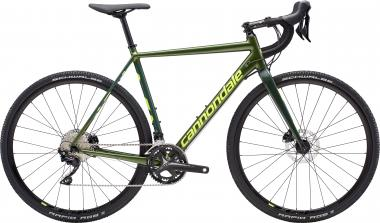 Cannondale CAADX 105 VUG Vulcan w/ Green Clay and Volt - Gloss 2019 - HE 28 -