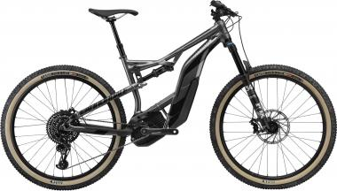 Cannondale Moterra SE GRY Charcoal Gray w/ Jet Black - Gloss (GRY) 2018 - 27.5 -