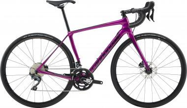 Cannondale Synapse Crb Disc Ult DPU Deep Purple w/ Graphite and Pearl Black - Gloss 2019 - DA 28 -