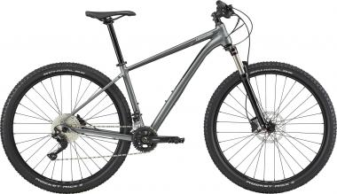 Cannondale Trail 4 Charcoal Gray 2020 - 29 -