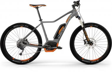 Centurion Backfire Fit E R750 matt cool grey(matt-anthrazit/matt-hellorange) 2018 - 27,5 -