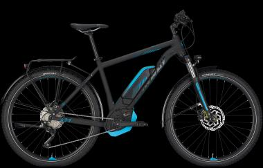 Conway EMC 427 black matt / blue 2018 - Diamant 27,5 -