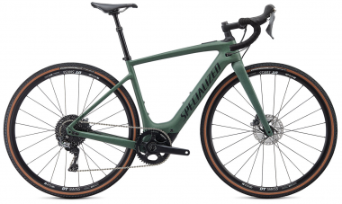 Specialized Creo SL Comp Carbon EVO - Satin Sage Green/Black