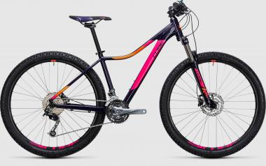 Cube Access WLS Pro aubergine´n´pink 2017 - 29 -