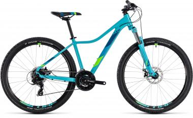 Cube Access WS - 27.5 -  aqua´n´green 2018