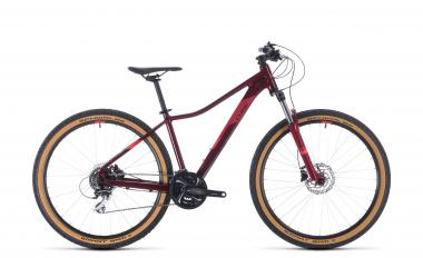 Cube Access WS Exc - Diamant -  poppyred´n´coral 2020