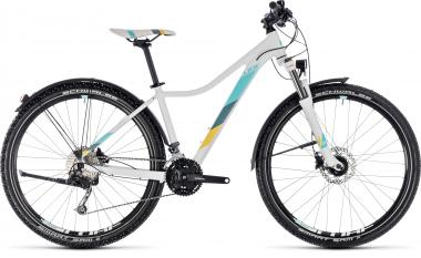 Cube Access WS Pro Allroad white´n´blue 2018 - 27.5 -