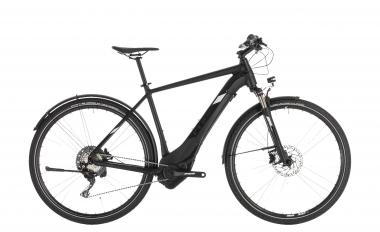 Cube Cross Hybrid Race 500 Allroad - Men 28 - black´n´white 54