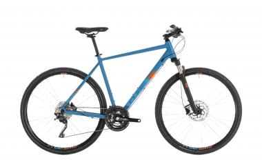 Cube Cross Pro blue´n´orange 2019 - Men 28 -