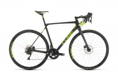 Cube Cross Race C:62 Pro - Diamant -  carbon´n´green 2020